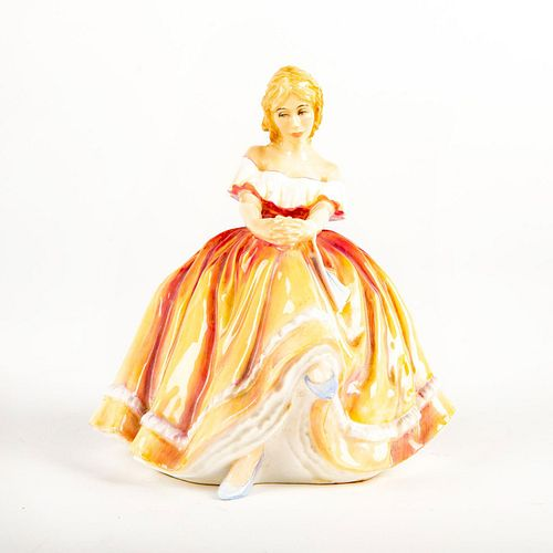 Royal Doulton Prototype Figurine, Seated Lady