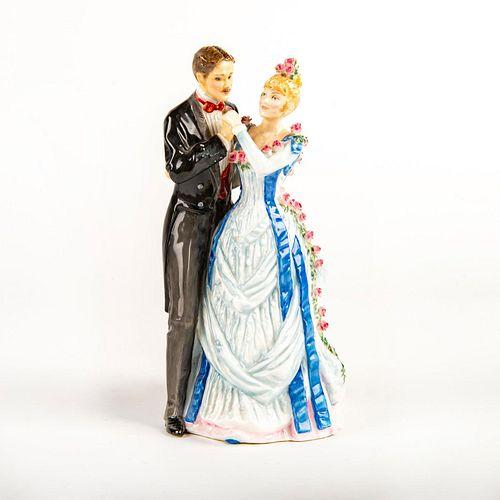 Royal Doulton Prototype Figurine, Couple Dancing