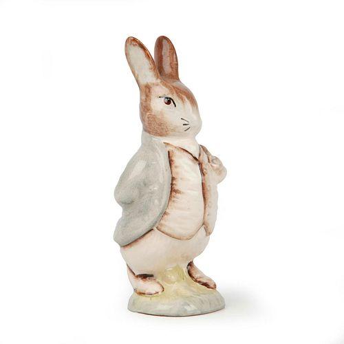 Beatrix Potter Mr. Benjamin Bunny Colorway Prototype