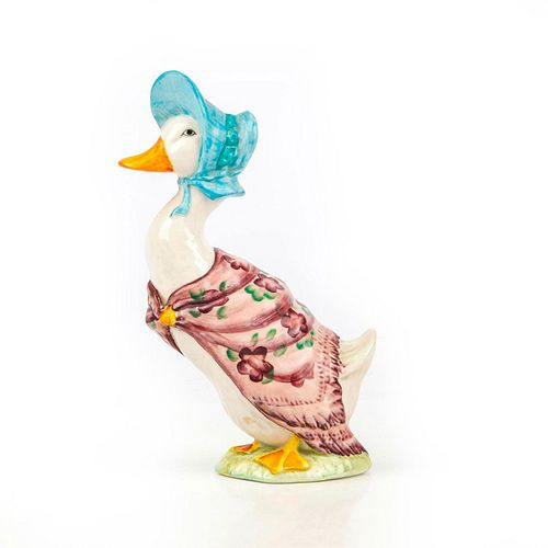Rare Doulton Beswick Beatrix Potter Jemima Puddle-Duck Wall Plaque