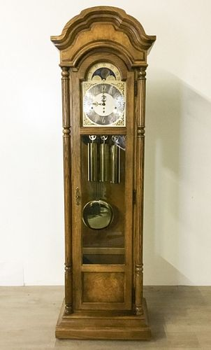 Howard Miller Triple Chime Grandfather Clock