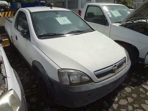 Pick up Chevrolet Tornado 2008