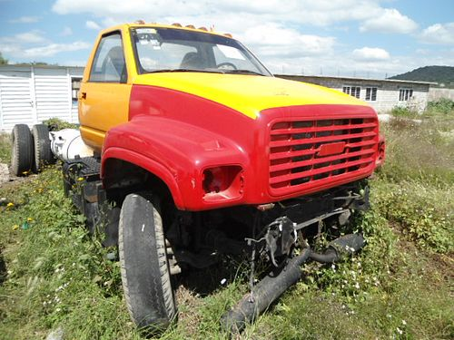 Chasis Cabina Chevrolet Kodiak 2001