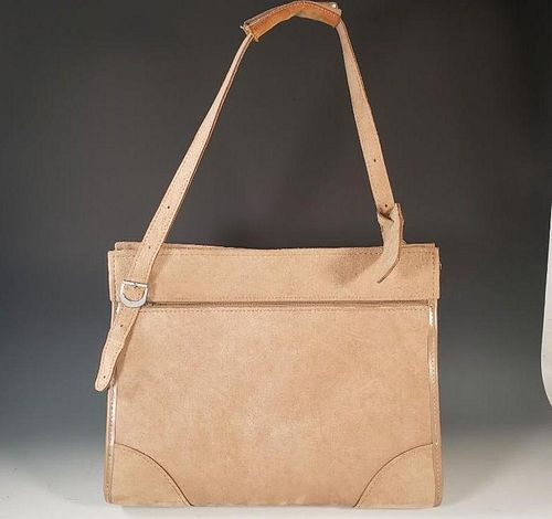 Halston Designed Travel Bag For Hartmann