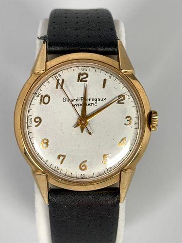 Gentleman's Girard Perregaux Gyromatic Wristwatch