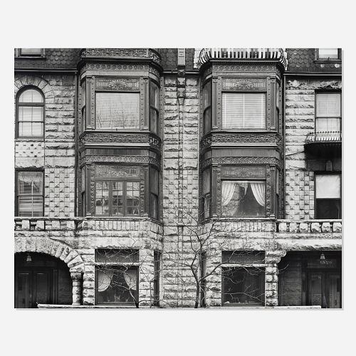 Harry Callahan, Facade, Chicago