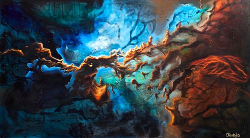 Olivier Corneau: Memento Mori - Fighting Dragons Nebula (2019)