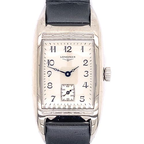 Stainless Steal LONGINES Square WatchÊ