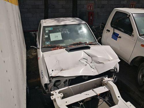 Chasis Cabina Nissan NP 300 2012