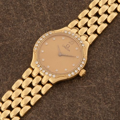 Omega, Ref. 951520 DeVille Wristwatch