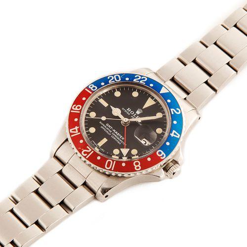 Rolex, Ref. 1675 GMT-Master Wristwatch