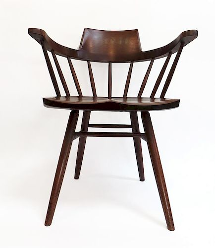 Captains Chair Attr. To George Nakashima