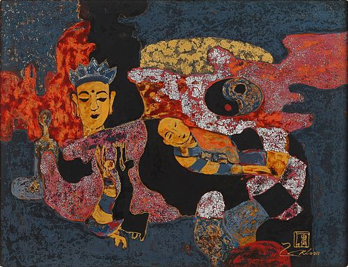 LUONG KHANH TOAN   Untitled