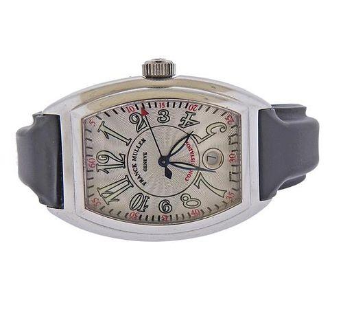 Franck Muller Conquistador Automatic Watch 8005SC