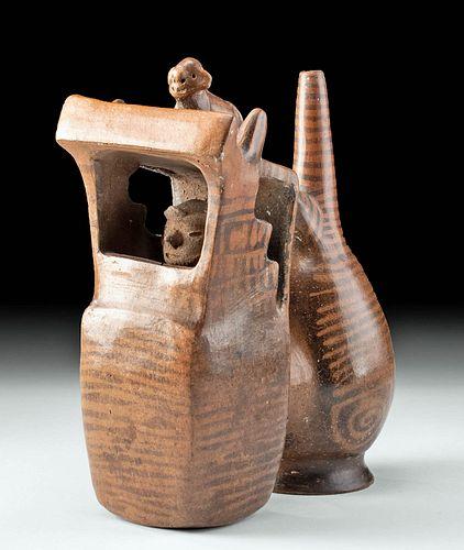 Viru Pottery Whistling Double Vessel