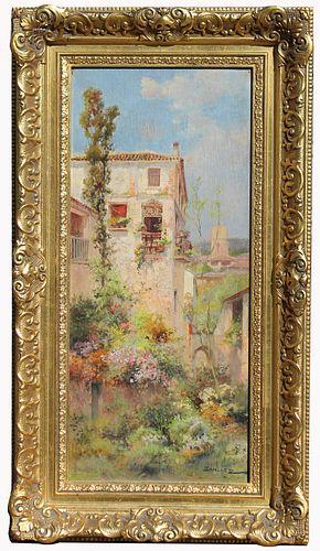 Eduardo Sanchez Sola (Spain, 1869 - 1949)