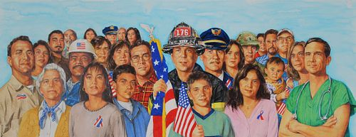 """Paul & Chris Calle """"Remembrance of 9/11"""""""