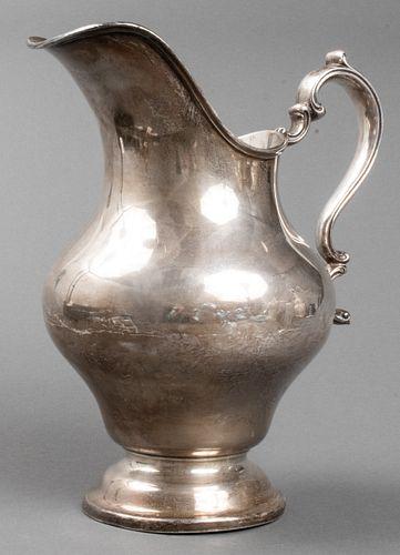 Gorham Sterling Silver Water Pitcher
