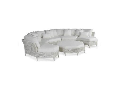 Outdoor Sectional Sofa by Century Funiture