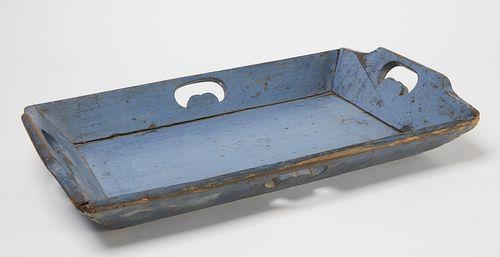 Blue Apple Tray