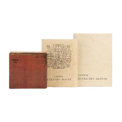 Codex Fejervary-Mayer 12014 M City of Liverpool Museums Codices Selecti Vol. XXVI. Akademische Druck- und Verlagsanstalt, 1971.