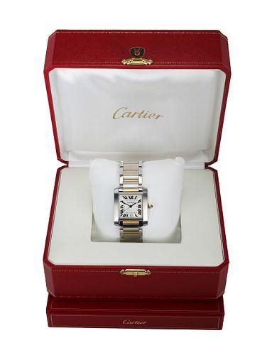 Cartier Tank Francaise 2302 28mm Watch