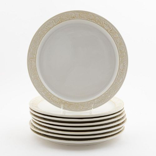 8 PCS, SET OF SAN MARCO CLASSICAL DINNERWARE
