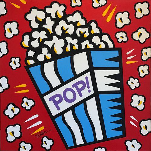 "Burton Morris, ""American Pop II"""