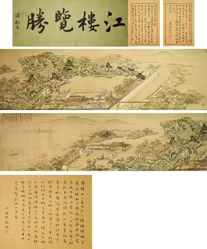 The Chinese Painting and Calligraphy, Puru Mark