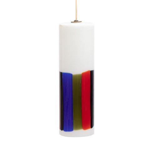 Venini MCM 20th century Murano Glass Pendant