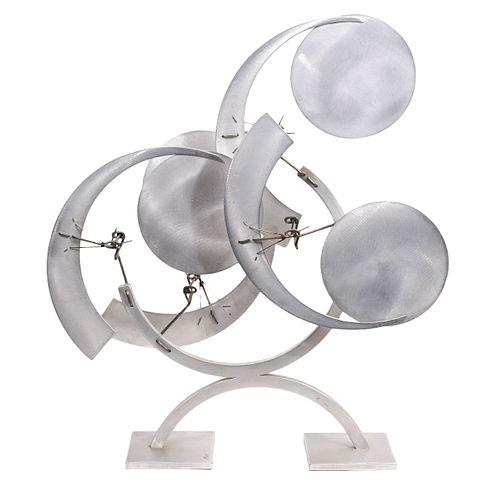 Jerome Kirk Kinetic Signed Sculpture