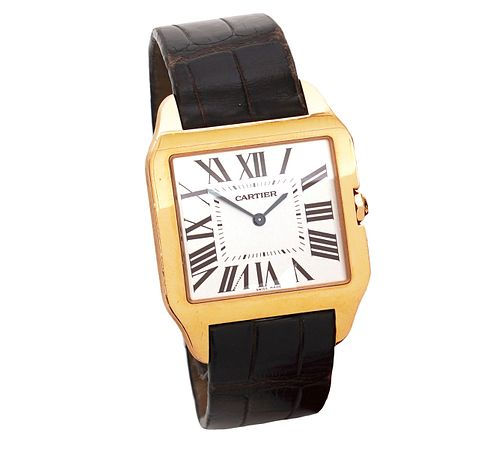 Cartier Santos Dumont Watch