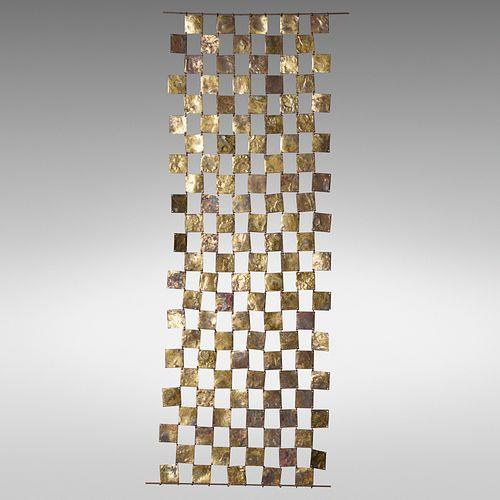 Harry Bertoia, Untitled (Kinetic Curtain)