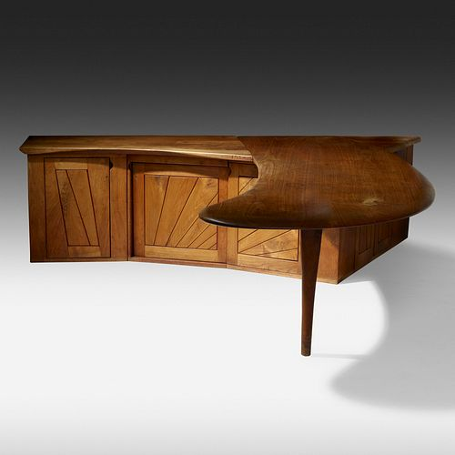 Wharton Esherick, Important Desk for David Solinger's Law Office