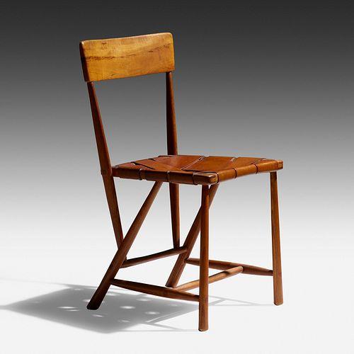 Wharton Esherick, Ash chair