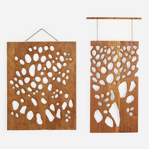 James Martin, Hanging screens, set of two