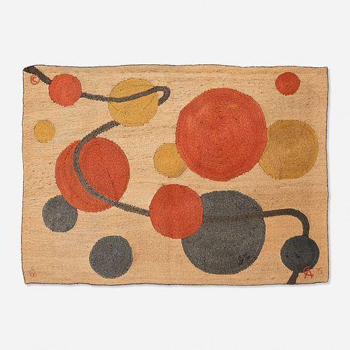 After Alexander Calder, Tapestry