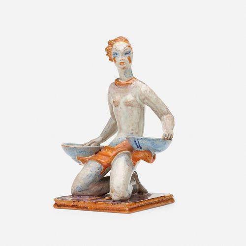 Gudrun Baudisch for Wiener Werkstätte, Untitled