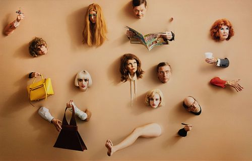 Alex Prager (American, b. 1979) Untitled (Parts 3), 2014
