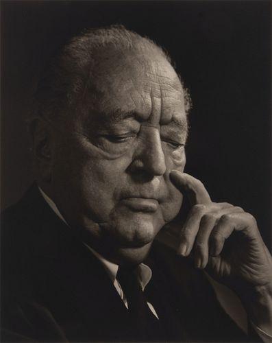 Yousuf Karsh(Armenian/Canadian, 1908-2002)Mies van der Rohe, 1962
