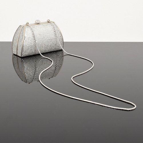 Judith Leiber Crystal-Embellished Minaudiere