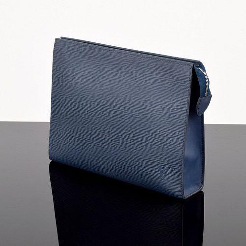 Louis Vuitton Epi Pochette Voyage MM Clutch