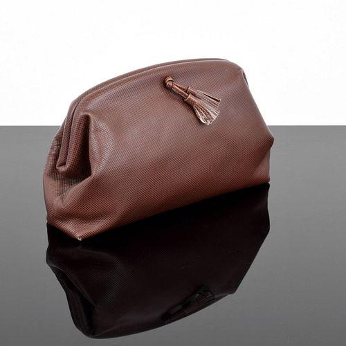 Bottega Veneta Tassel Frame Bag/Clutch