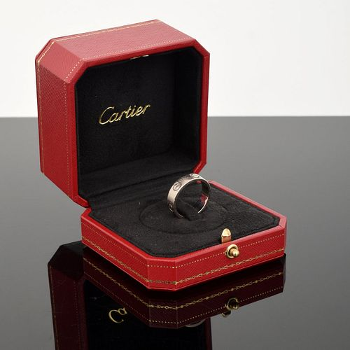 Cartier LOVE Collection Ring