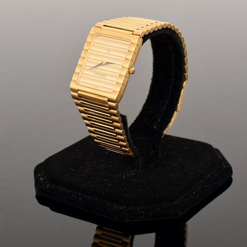 """Concord """"Centurion"""" 18K Gold Watch"""