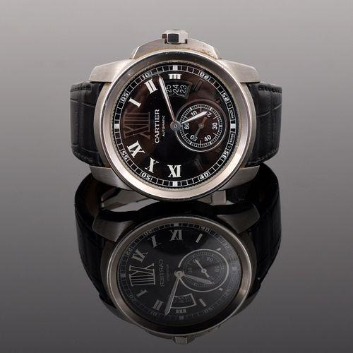 """Cartier """"Calibre de Cartier"""" Diver Watch"""