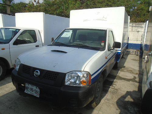 Camioneta Nissan D22 2009