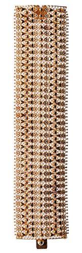 Orfeo 18k Yellow Gold Mesh Bracelet