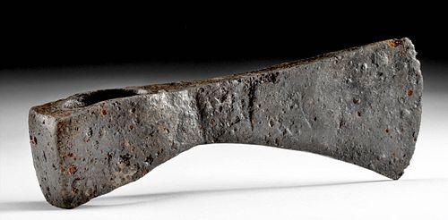 Viking Iron Axe Head