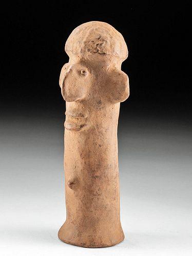 African Bura Asinda Sikka Pottery Figure